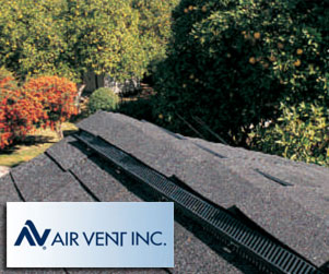 Air Vent Roof Ventilation Systems