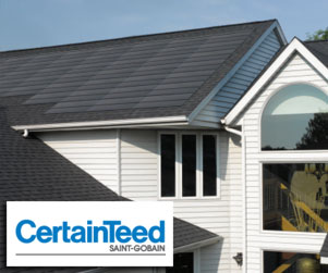 Certainteed Roofing - Solar Shingles Available